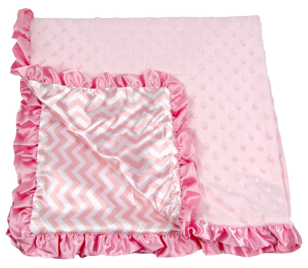 Chevron Baby Blanket Awesome Light Pink Chevron Print Minky Baby Blanket Of Attractive 49 Pics Chevron Baby Blanket