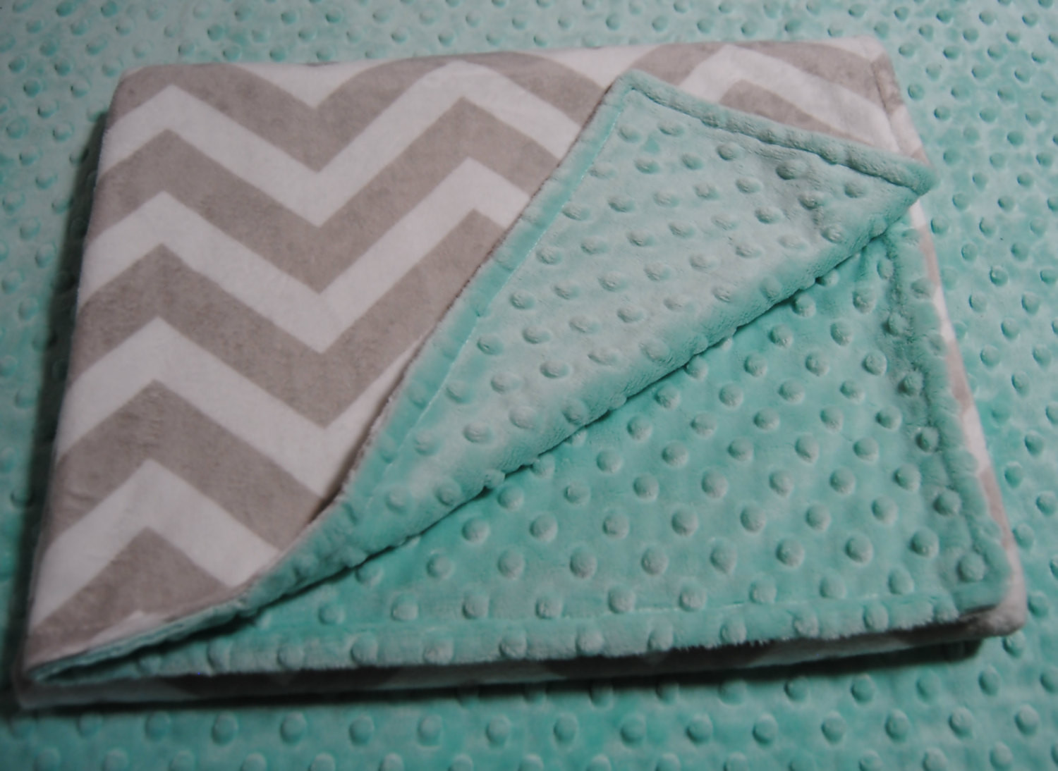 Chevron Baby Blanket Awesome Mint Baby Blanket Grey Chevron Baby Blanket Mint Grey Of Attractive 49 Pics Chevron Baby Blanket
