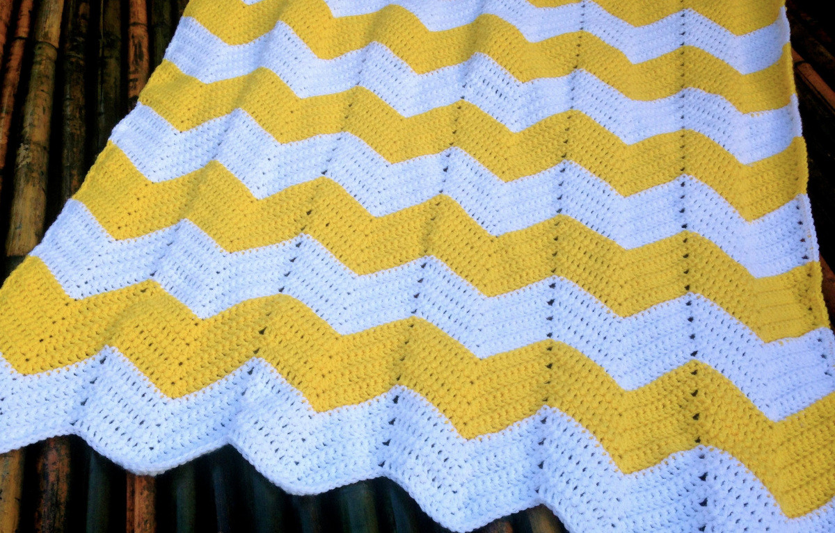 Chevron Baby Blanket Best Of Crochet Pattern for Chevron Blanket Dancox for Of Attractive 49 Pics Chevron Baby Blanket