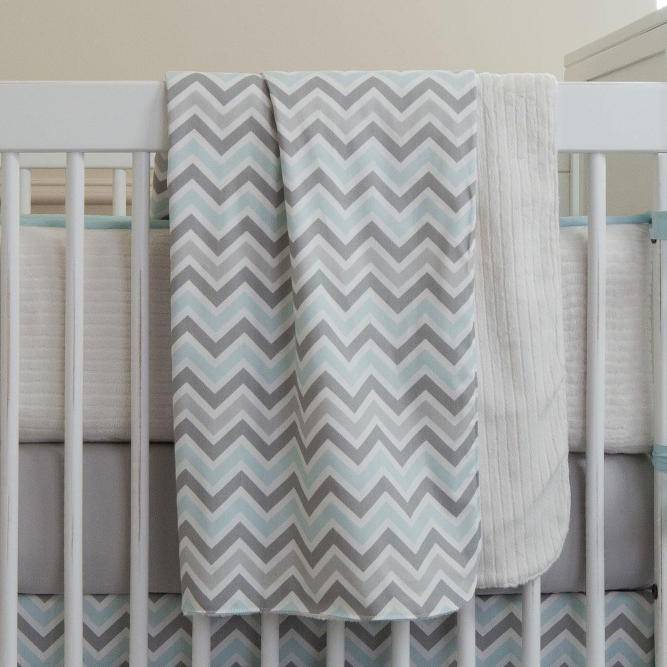 Chevron Baby Blanket Best Of Mist and Gray Chevron Crib Blanket Of Attractive 49 Pics Chevron Baby Blanket