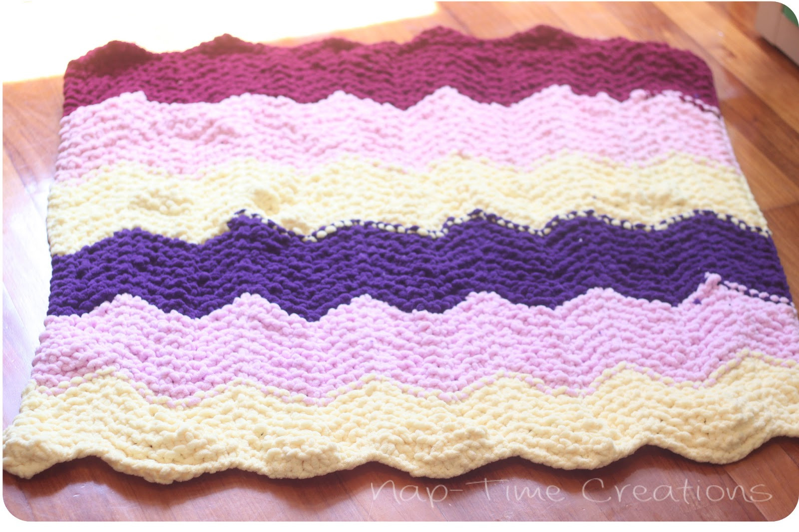 Chevron Baby Blanket Unique Chevron Baby Blanket Free Knitting Pattern Life Sew Savory Of Attractive 49 Pics Chevron Baby Blanket