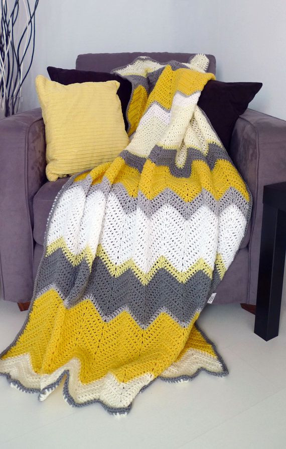 Chevron Crochet Afghan Beautiful 25 Bästa Chevron Afghan Idéerna På Pinterest Of Charming 41 Models Chevron Crochet Afghan