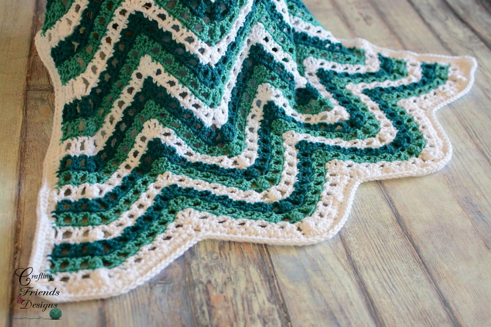 Chevron Crochet Afghan Fresh Sea Breeze Chevron Afghan Of Charming 41 Models Chevron Crochet Afghan