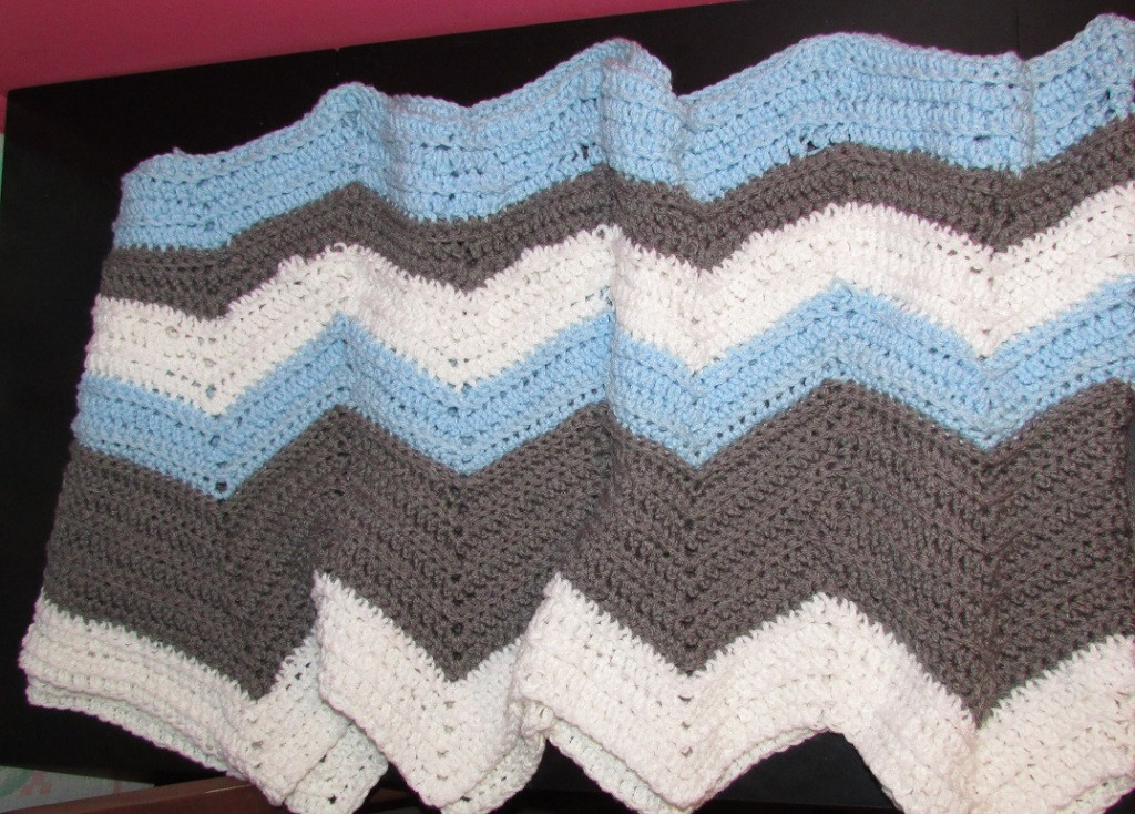 Chevron Crochet Afghan Lovely Kendra Chevron 2 Of Charming 41 Models Chevron Crochet Afghan