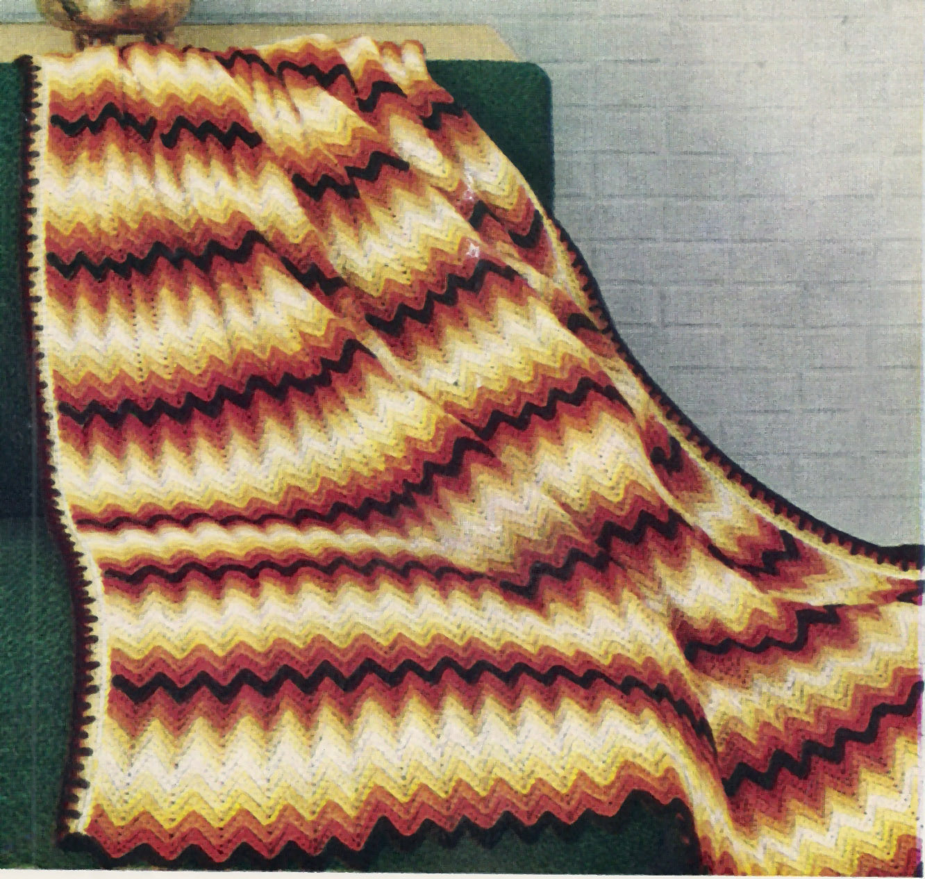 Chevron Crochet Afghan Lovely todays Treasure Shop Talk Crochet Afghan Patterns Coats Of Charming 41 Models Chevron Crochet Afghan
