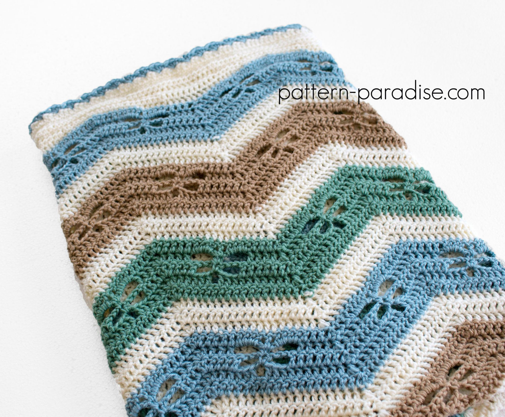 Chevron Crochet Afghan New Free Crochet Pattern Dragonfly Chevron Baby Blanket Of Charming 41 Models Chevron Crochet Afghan