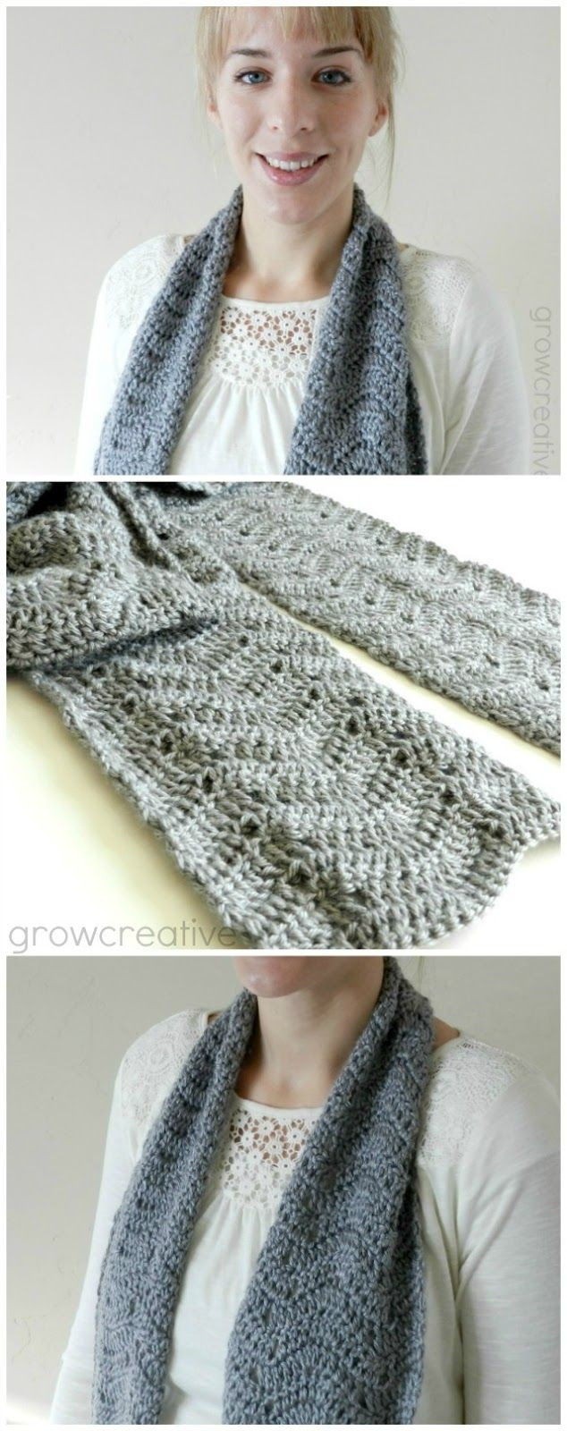 Chevron Crochet Pattern Lovely 1000 Images About Crochet Chevron Scarf On Pinterest Of Adorable 49 Pictures Chevron Crochet Pattern