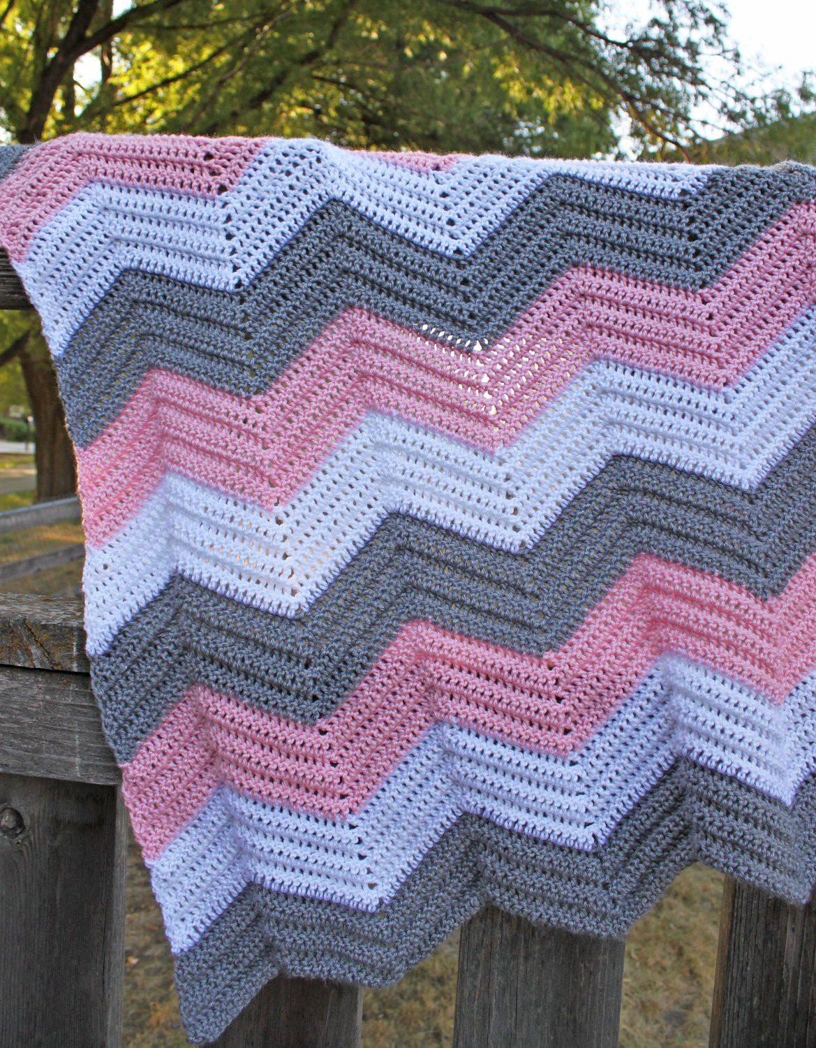 Chevron Crochet Pattern New Items Similar to Crochet Chevron Baby Afghan Made to Of Adorable 49 Pictures Chevron Crochet Pattern