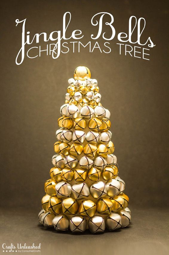 Christmas Bells Decorations Awesome Diy Christmas Decor Jingle Bell Tree Crafts Unleashed Of Superb 46 Ideas Christmas Bells Decorations