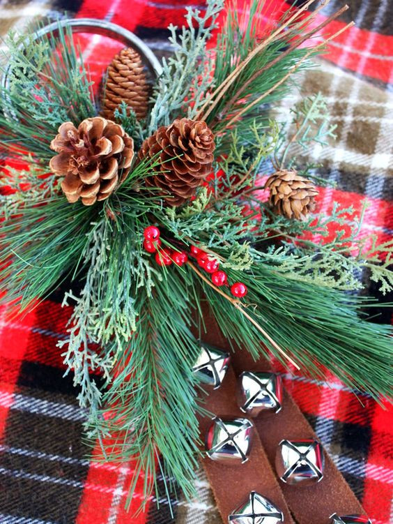 Christmas Bells Decorations Inspirational Jingle Bells Le Veon Bell and Vintage Holiday On Pinterest Of Superb 46 Ideas Christmas Bells Decorations