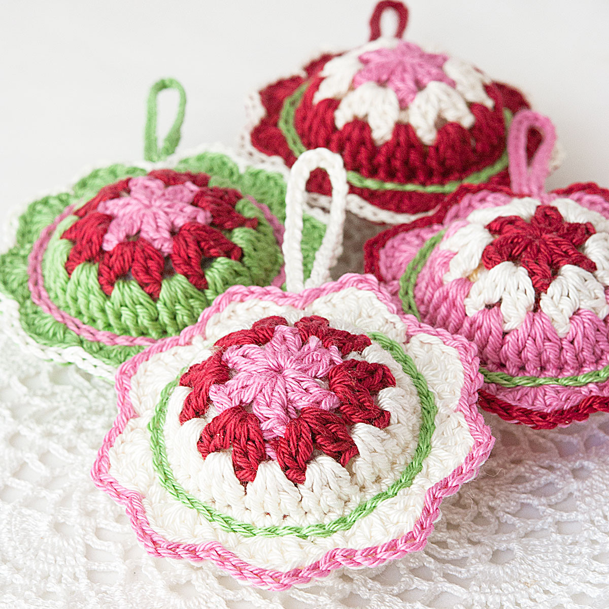 Christmas Crochet Beautiful Anabelia Craft Design New Christmas Crochet ornaments Of Top 46 Pictures Christmas Crochet