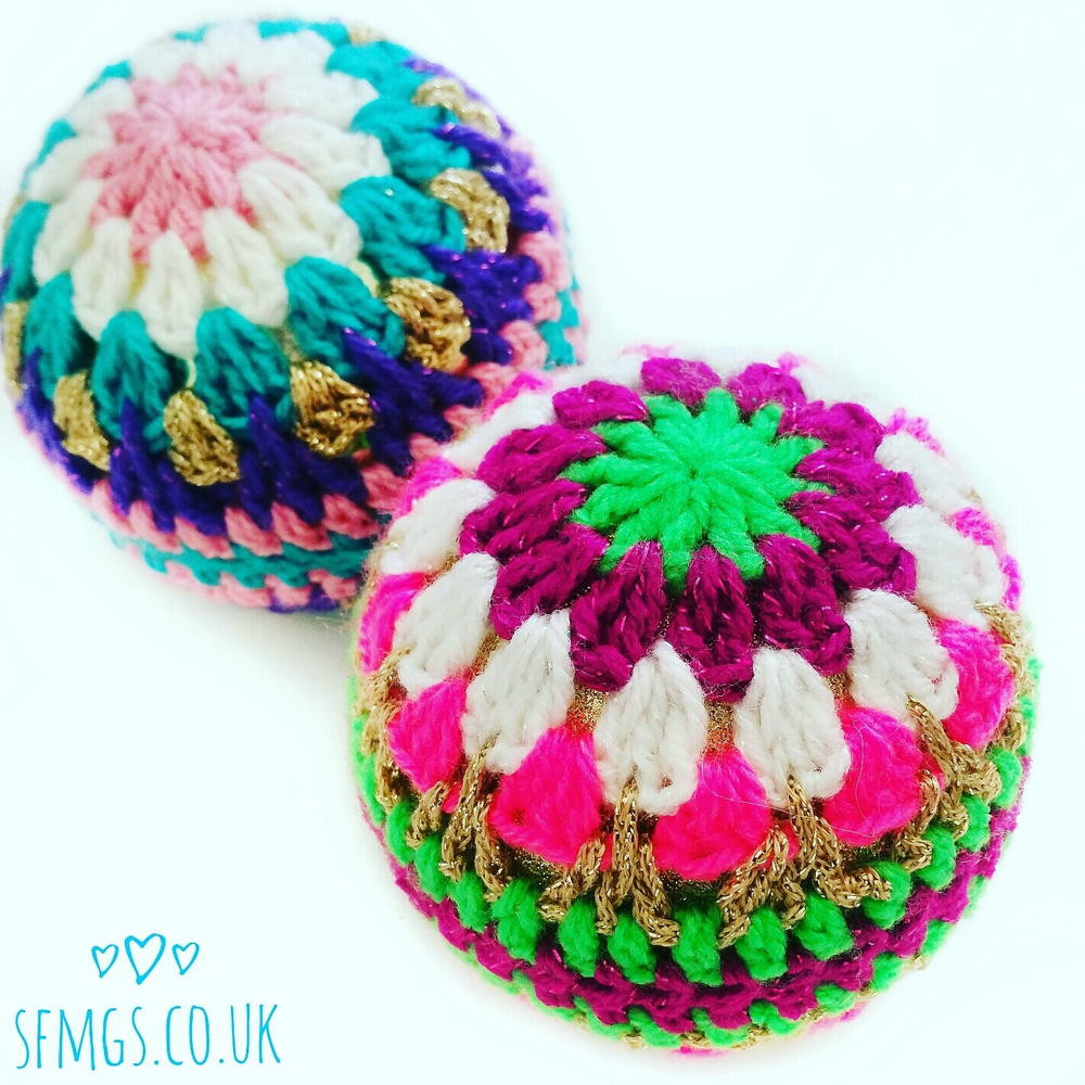 Christmas Crochet Inspirational Crochet Christmas Bauble Decorations Of Top 46 Pictures Christmas Crochet