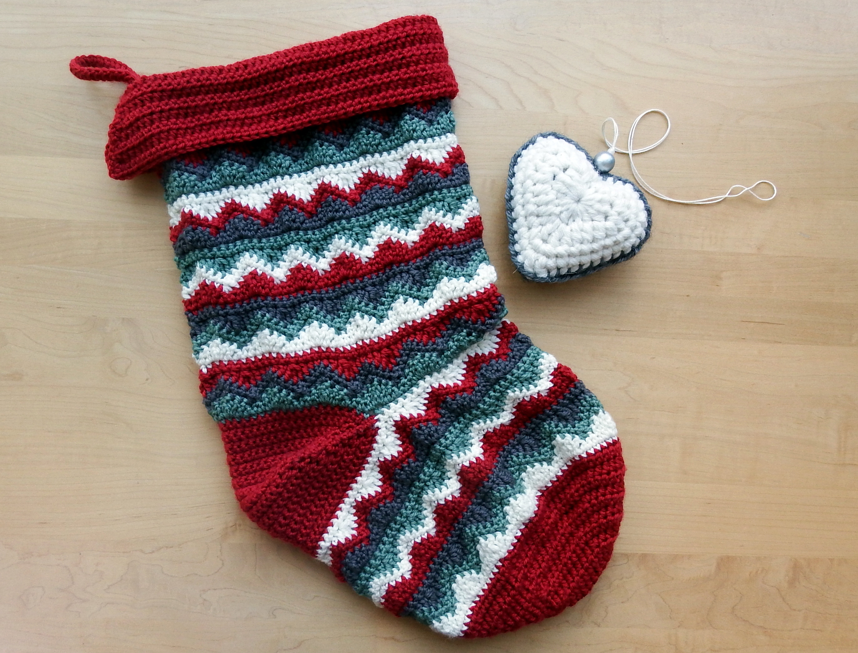 Christmas Crochet Patterns Awesome Christmas Stocking Of Brilliant 49 Ideas Christmas Crochet Patterns
