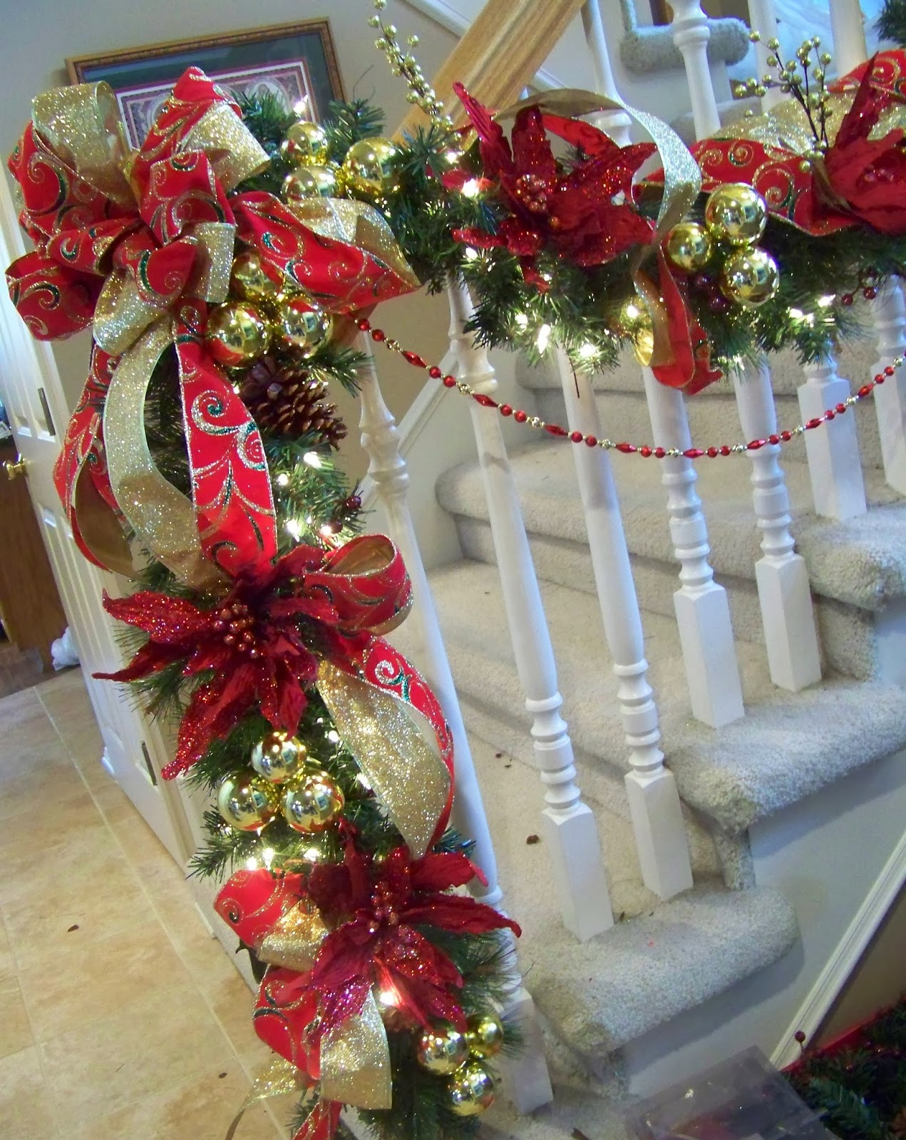 Christmas Decoration Ideas Best Of 50 Best Diy Christmas Garland Decorating Ideas for 2017 Of Amazing 45 Photos Christmas Decoration Ideas