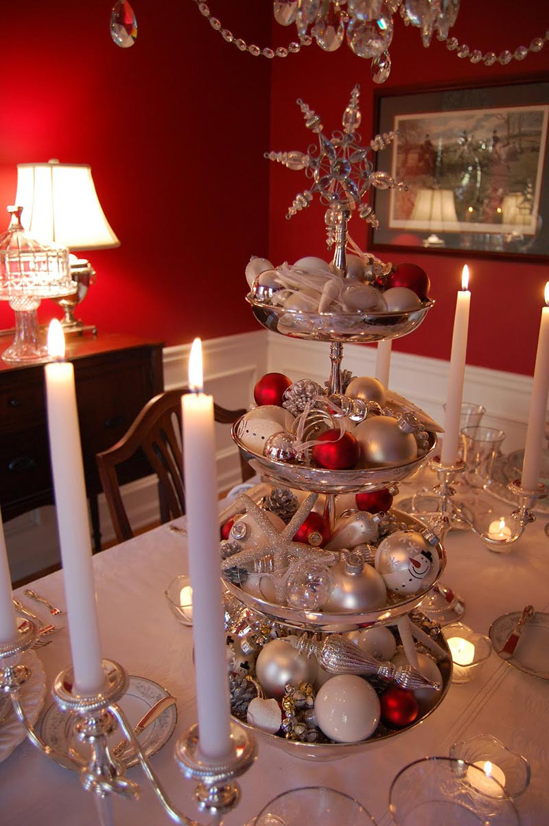 Christmas Decoration Ideas Best Of Ideas for Christmas Table Decorations Quiet Corner Of Amazing 45 Photos Christmas Decoration Ideas