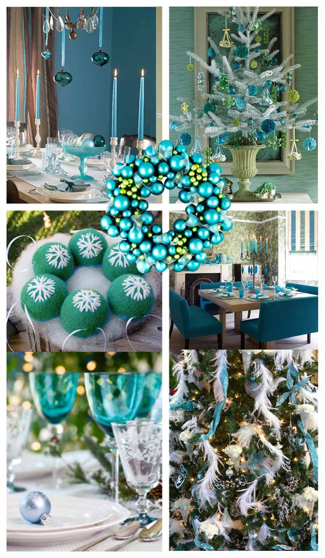 Christmas Decoration Ideas Best Of Tiffany Blue Christmas Luxury Interior Design Of Amazing 45 Photos Christmas Decoration Ideas
