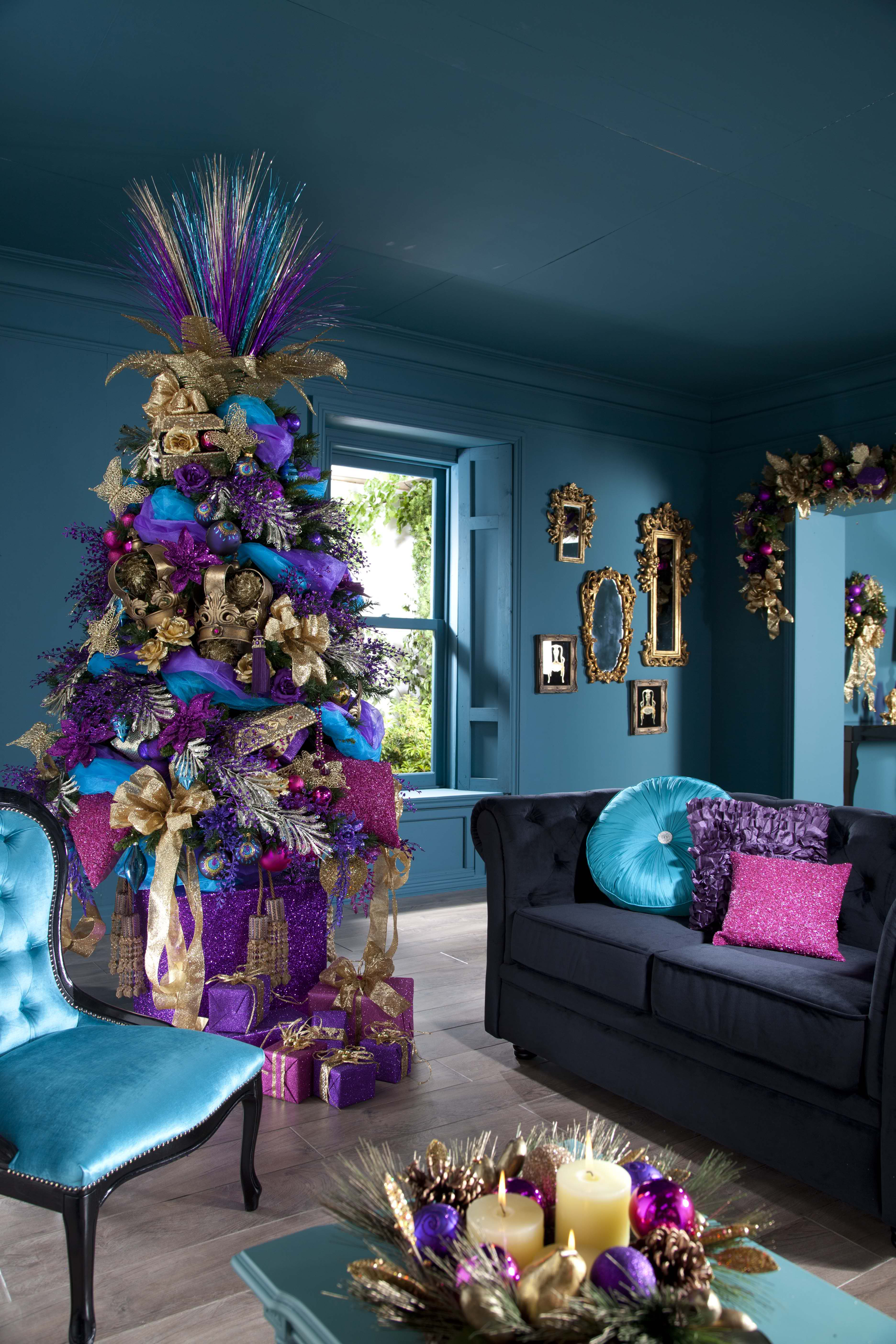 Christmas Decoration Ideas Fresh 37 Inspiring Christmas Tree Decorating Ideas Decoholic Of Amazing 45 Photos Christmas Decoration Ideas