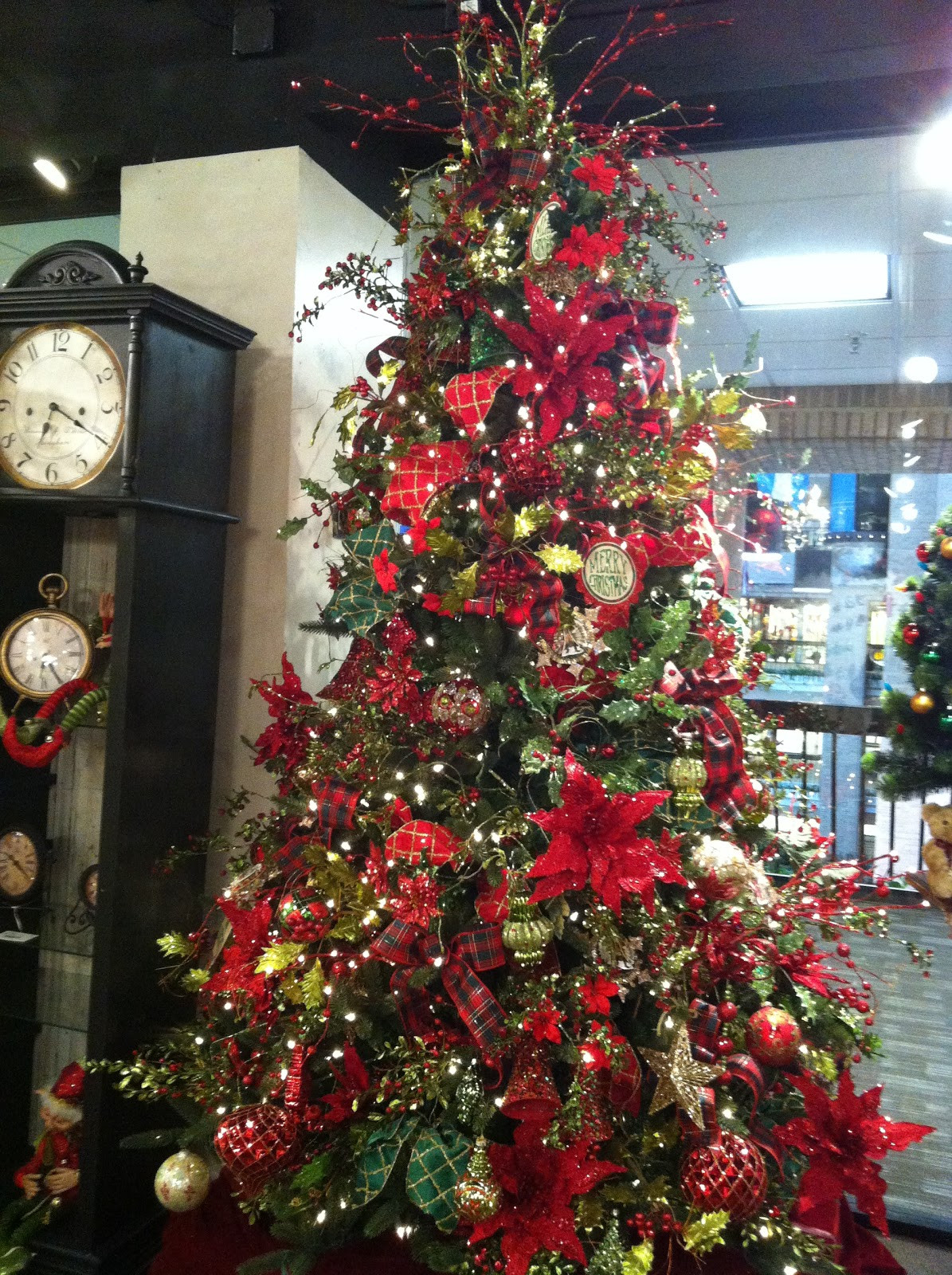 Kristen s Creations Christmas Tree Decorating Ideas