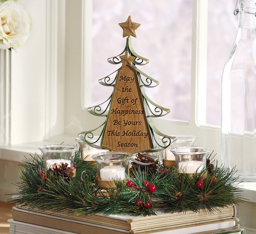 Christmas Decoration Ideas Unique Christmas Centerpieces Of Amazing 45 Photos Christmas Decoration Ideas