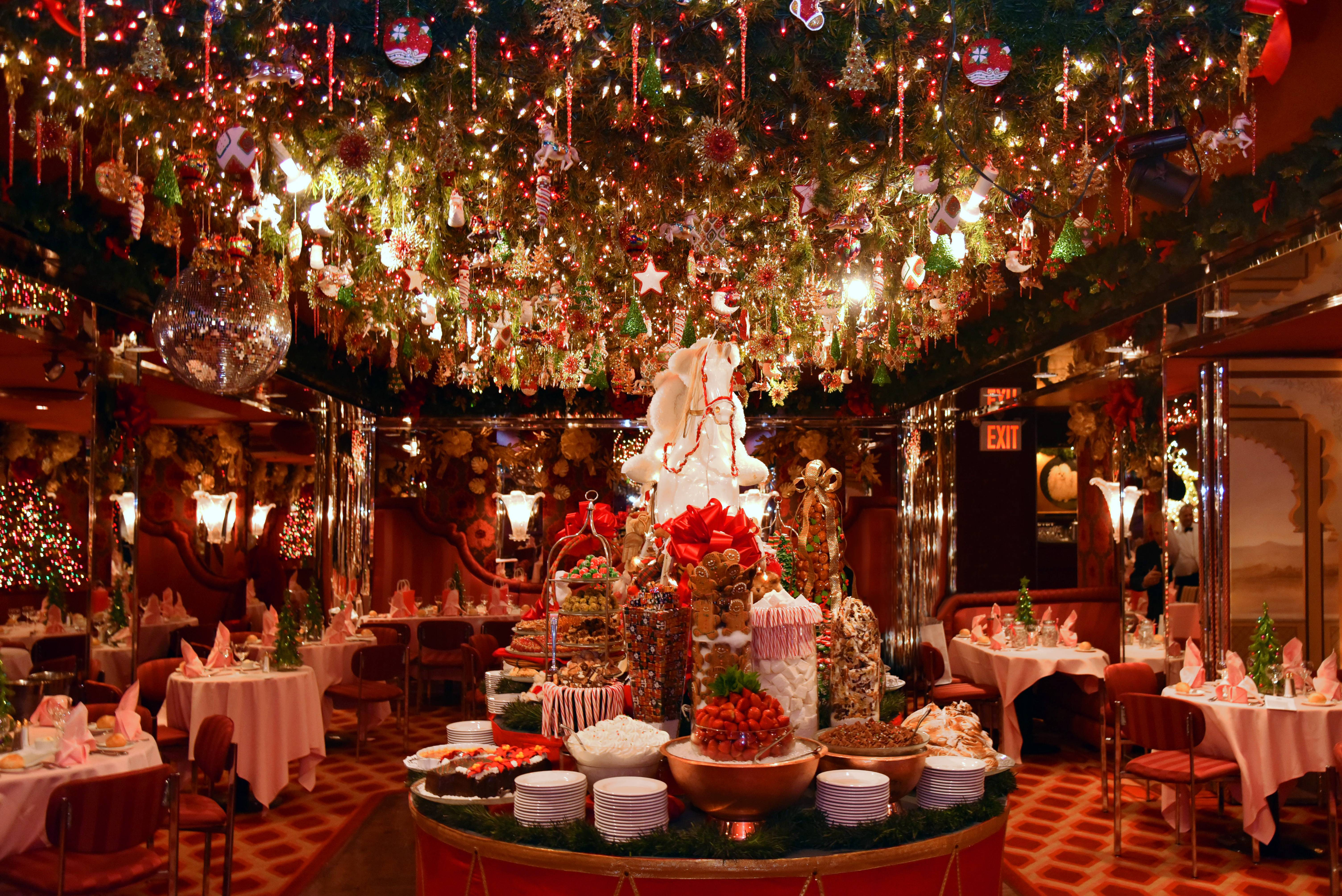 5 Spots With The Most Over the Top Holiday Décor in NYC