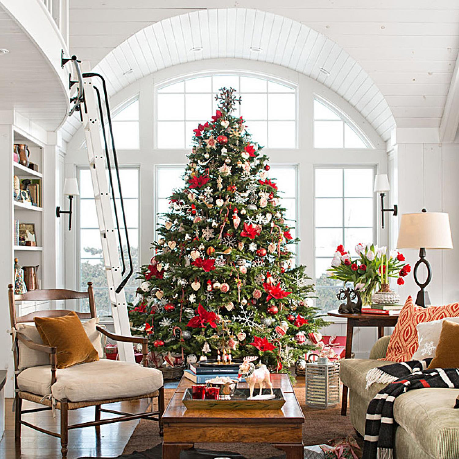 Christmas Decorators Luxury Snowy Vermont Home Ready for Christmas Of Christmas Decorators New 46 Beautiful Christmas Porch Decorating Ideas — Style Estate
