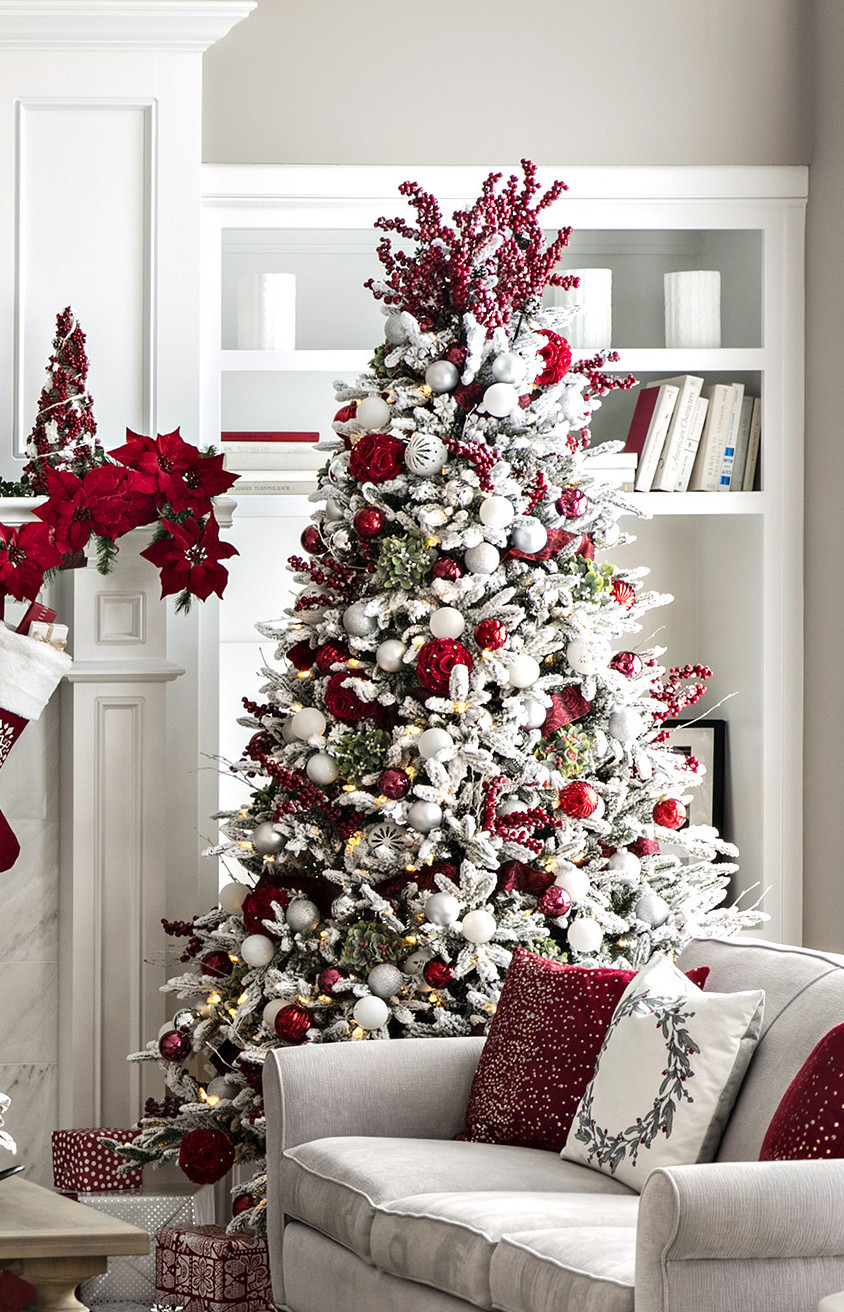 Christmas Decorators Unique Open Plan Living Space Holiday Decor Ideas Of Christmas Decorators New 46 Beautiful Christmas Porch Decorating Ideas — Style Estate