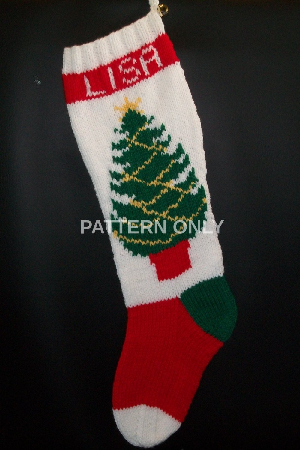 Christmas Knitting Patterns Awesome Pdf Pattern Ly Hand Knitted Christmas Tree by Of Contemporary 44 Pics Christmas Knitting Patterns