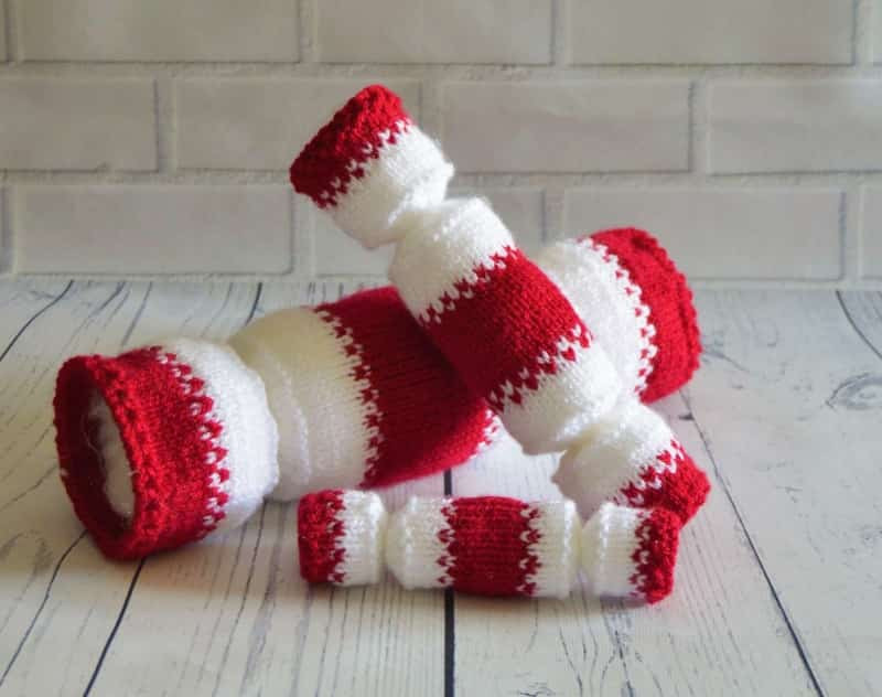 Christmas Knitting Patterns Inspirational Christmas Cracker Trio Knitting by Post Of Contemporary 44 Pics Christmas Knitting Patterns
