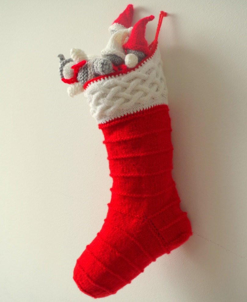 Christmas Knitting Patterns New Knitting Pattern for Christmas Stocking with Cables Of Contemporary 44 Pics Christmas Knitting Patterns