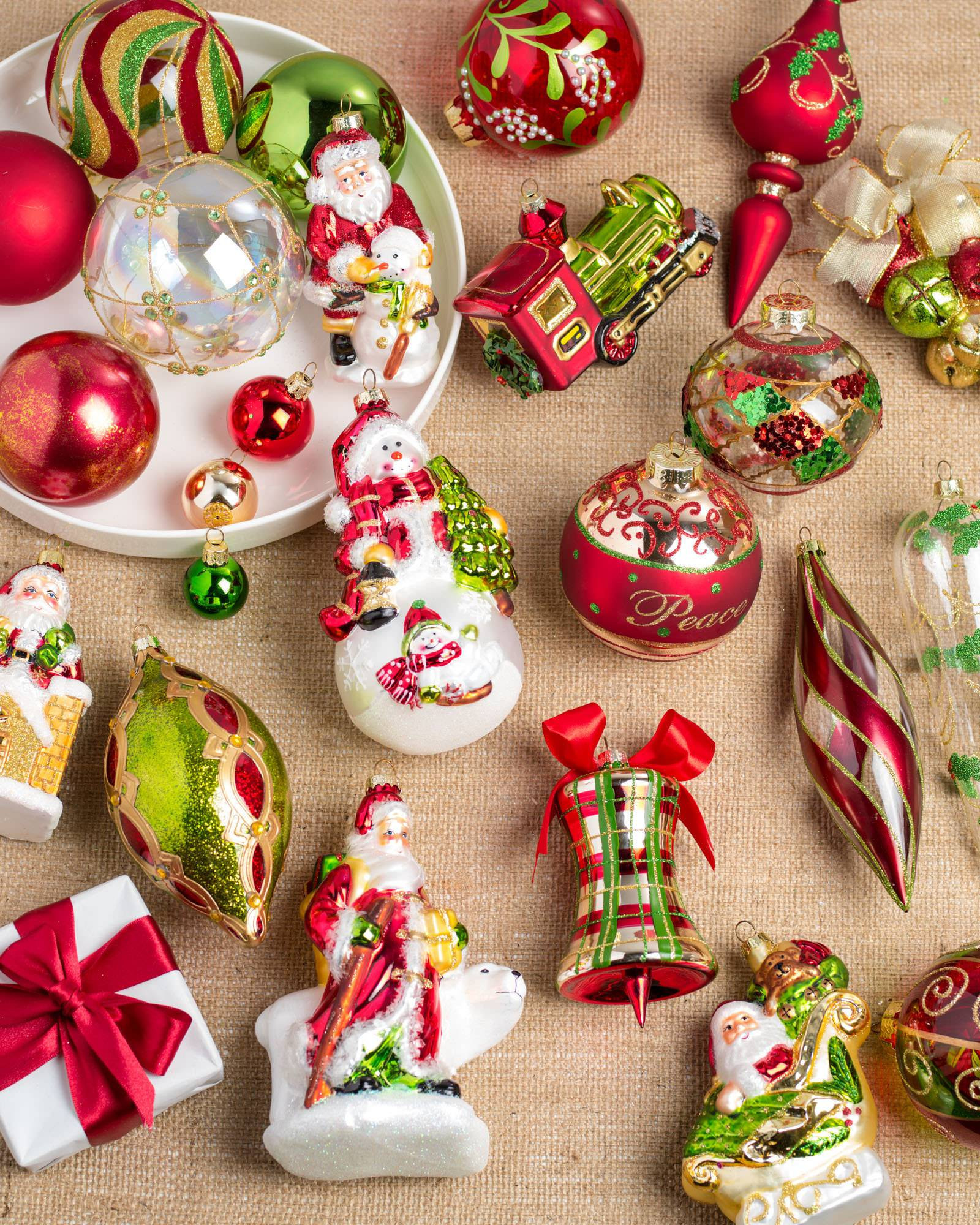 Christmas ornament Sets Best Of Christmas Tree Decoration Set Of Fresh 41 Models Christmas ornament Sets