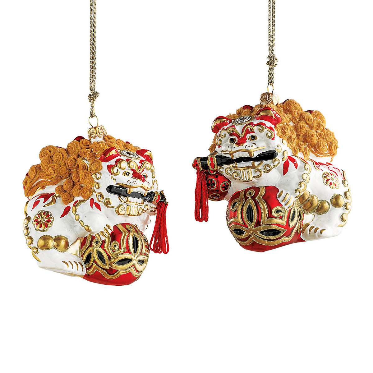 Christmas ornament Sets Best Of Collectible Foo Dog Christmas ornament Set Of Fresh 41 Models Christmas ornament Sets