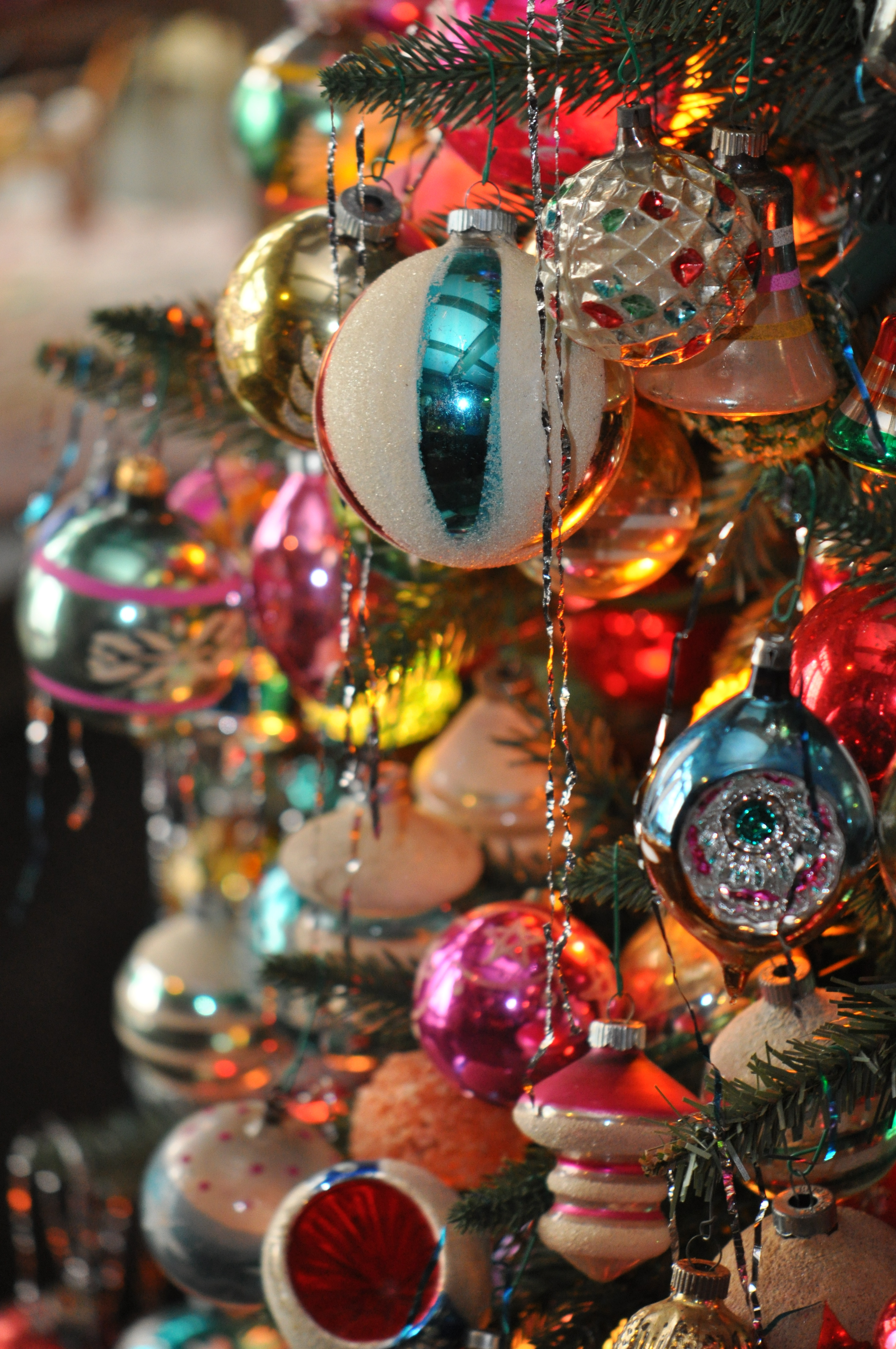 Christmas ornaments Awesome Christmas Shiny Brite ornaments Ideas Of Incredible 48 Images Christmas ornaments