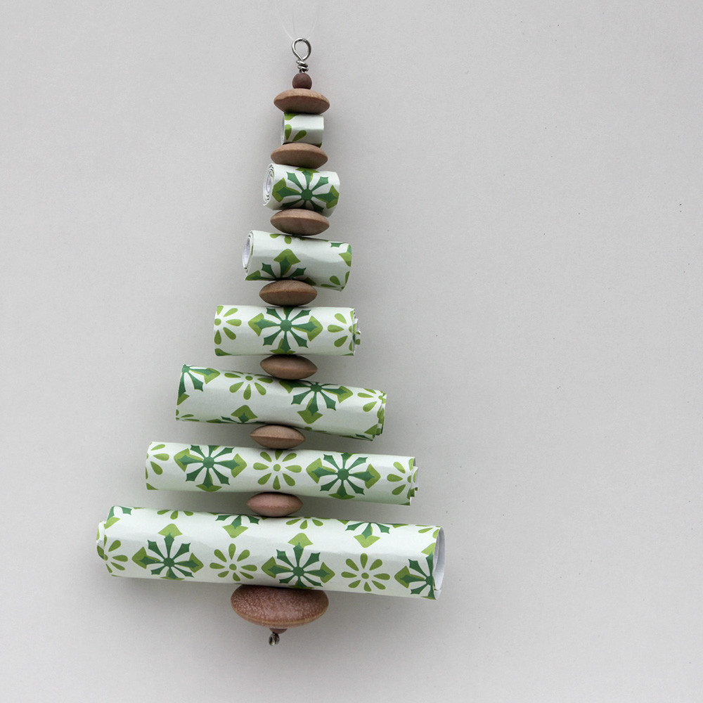 Christmas ornaments Beautiful ornament Advent Day 10 Paper Roll Christmas Trees Of Incredible 48 Images Christmas ornaments