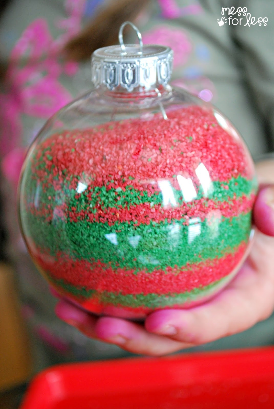 Christmas ornaments Best Of Kids Homemade Christmas ornaments Mess for Less Of Incredible 48 Images Christmas ornaments