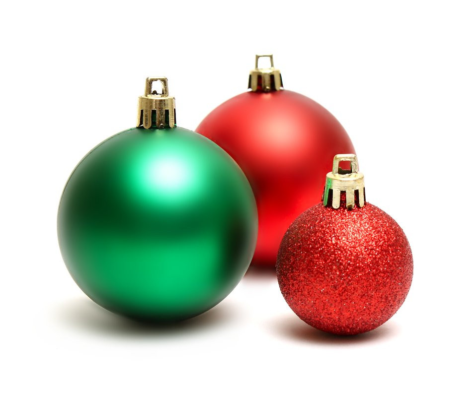 Christmas ornaments Lovely Red and Green Christmas ornaments – Happy Holidays Of Incredible 48 Images Christmas ornaments