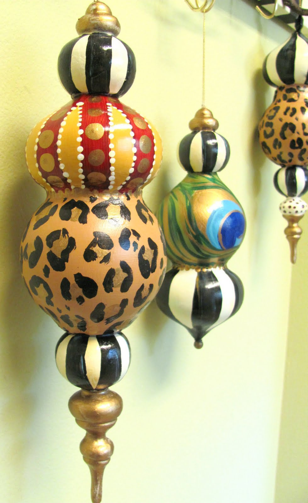 Christmas ornaments Luxury Hand Painted Christmas ornaments Whimsical Diy Of Incredible 48 Images Christmas ornaments