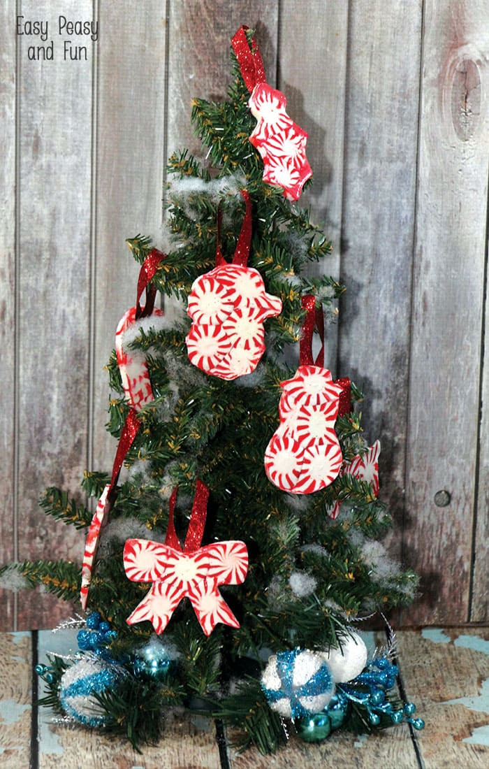 Christmas ornaments to Make Best Of Peppermint Candy ornaments Diy Christmas ornaments Of Delightful 43 Images Christmas ornaments to Make