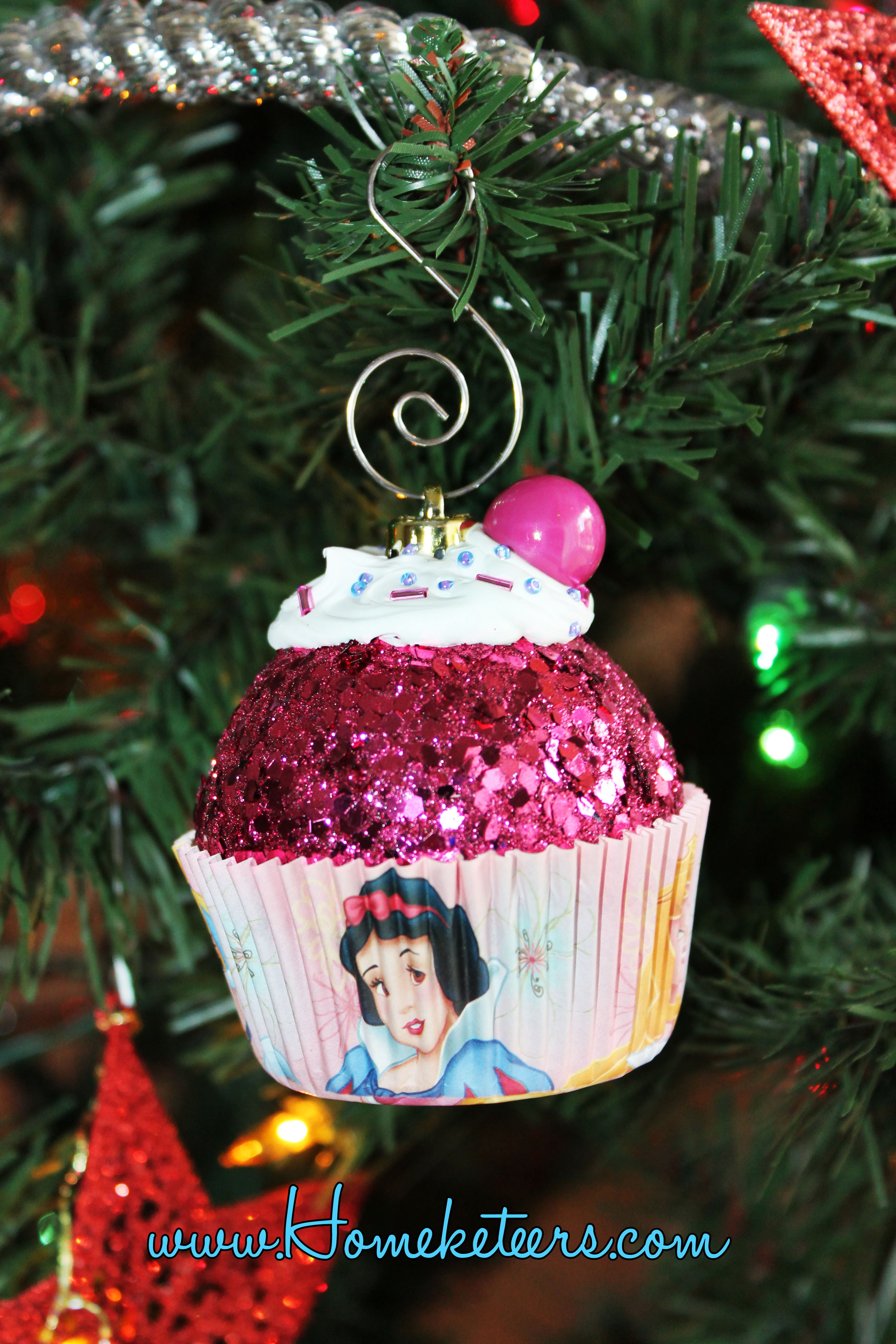 Christmas ornaments to Make Elegant How to Make Cupcake ornaments Of Delightful 43 Images Christmas ornaments to Make