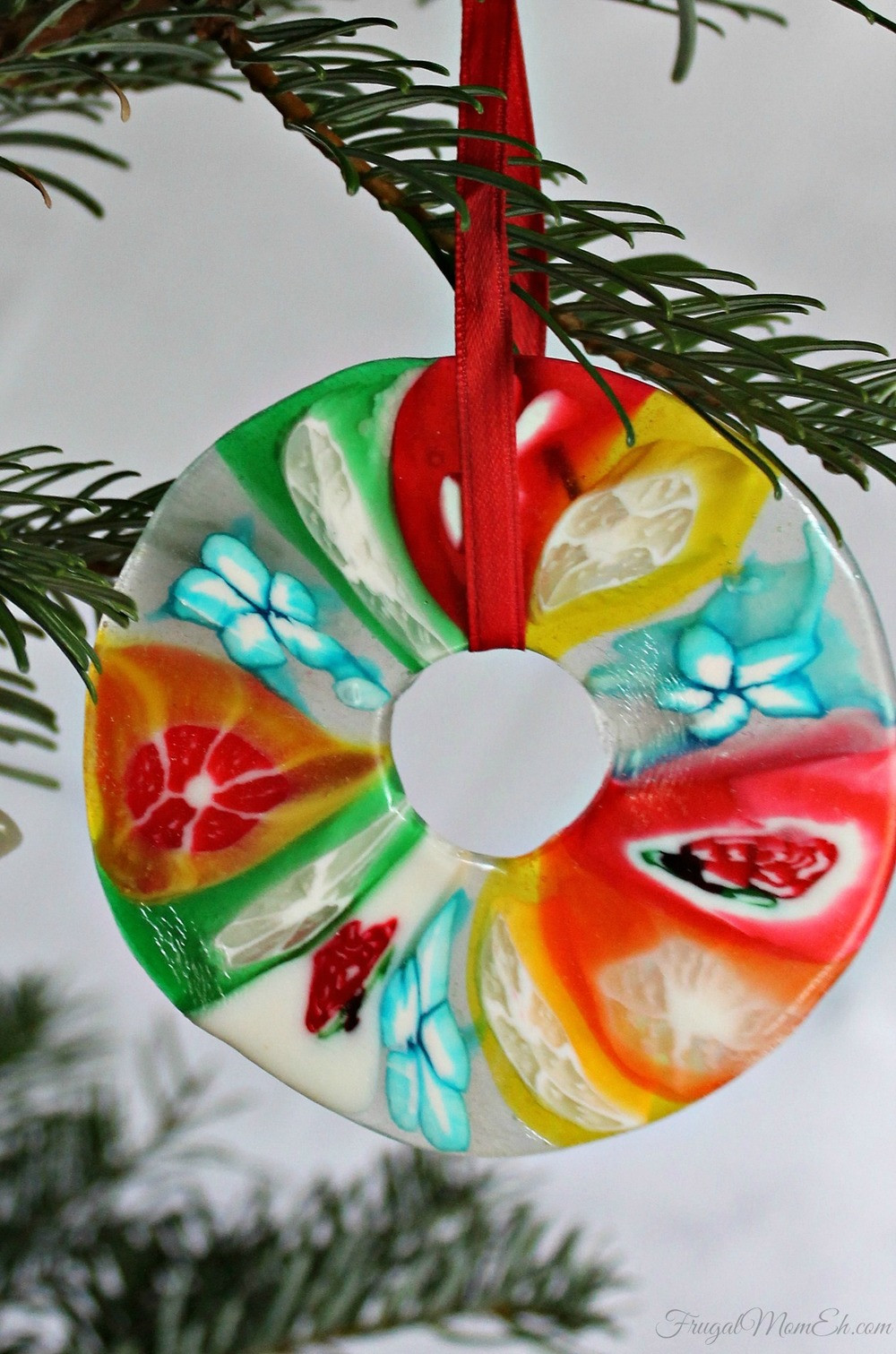 Christmas ornaments to Make Inspirational Melted Candy Christmas ornament Craft Of Delightful 43 Images Christmas ornaments to Make