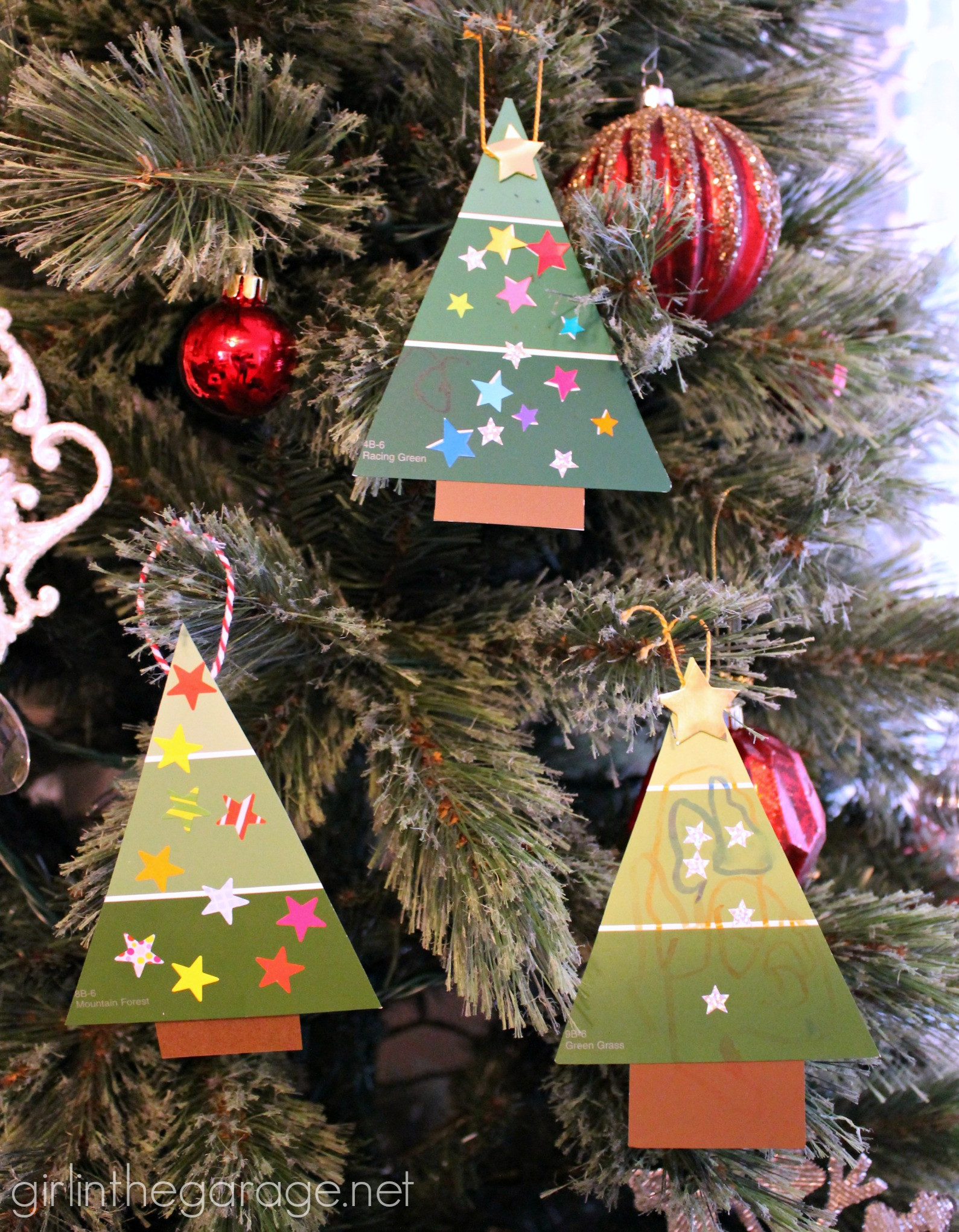Christmas ornaments to Make New Diy Christmas Tree ornaments to Make with Your Kids Of Delightful 43 Images Christmas ornaments to Make