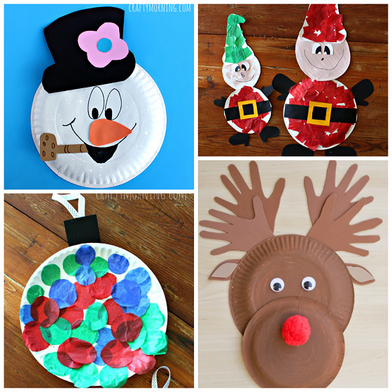 Christmas Paper Crafts Awesome Christmas Paper Plate Crafts for Kids Crafty Morning Of Adorable 49 Pictures Christmas Paper Crafts