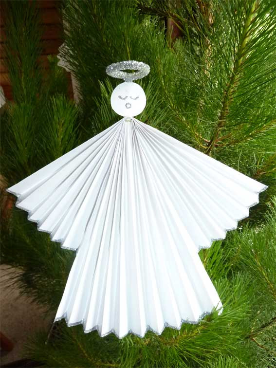 Paper Crafts for Children Christmas