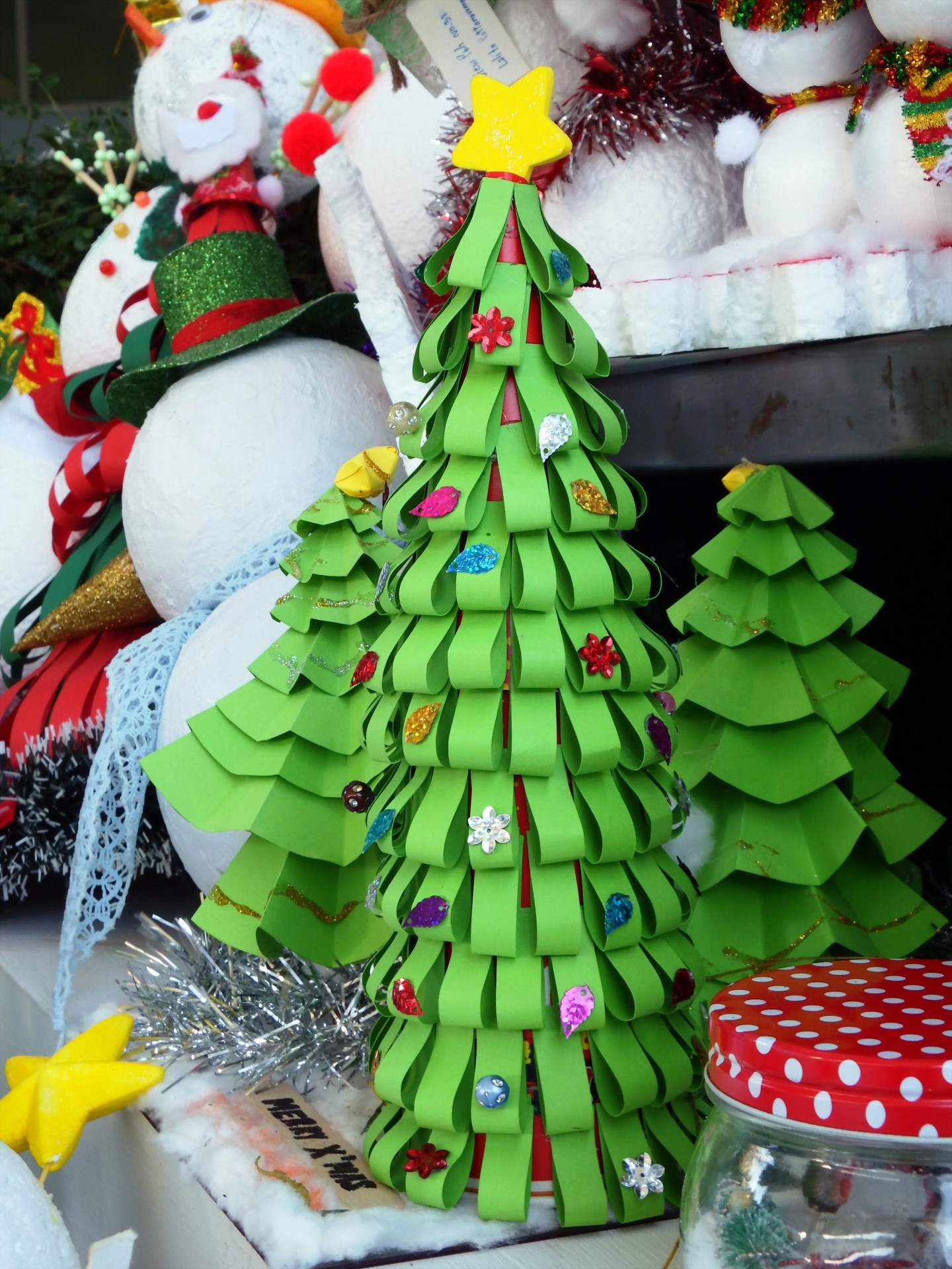 Christmas Paper Crafts Fresh Paper Craft Christmas Tree Free Stock Public Of Adorable 49 Pictures Christmas Paper Crafts