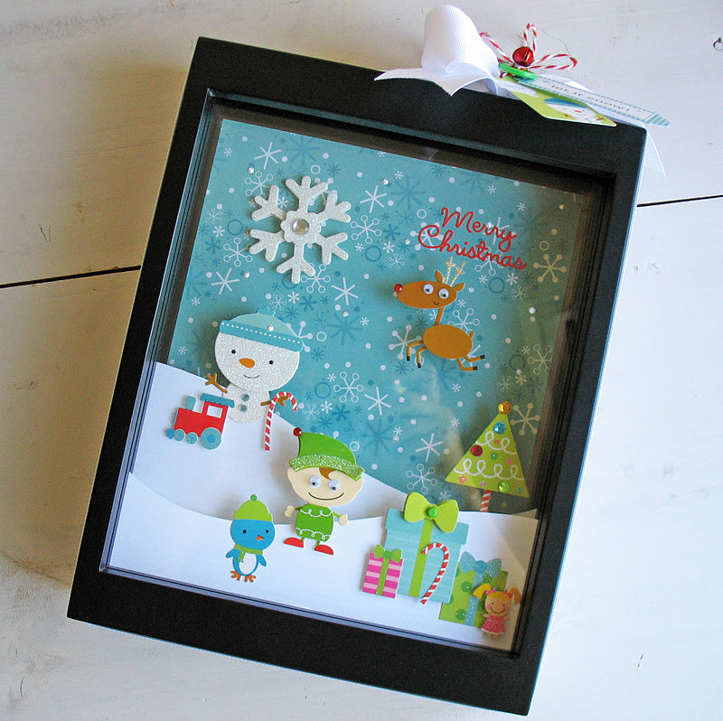 christmas paper crafts and ts