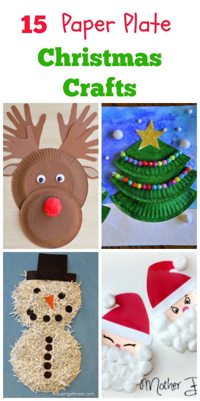 Christmas Paper Crafts Inspirational Paper Plate Christmas Crafts How Wee Learn Of Adorable 49 Pictures Christmas Paper Crafts