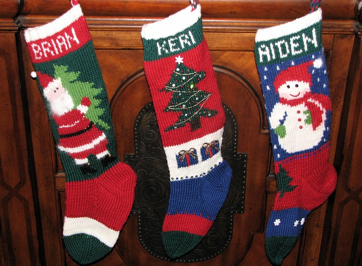 Christmas Stocking Knitting Pattern Beautiful the Best Christmas Stocking Knitting Pattern You Can Try Of Marvelous 40 Pictures Christmas Stocking Knitting Pattern