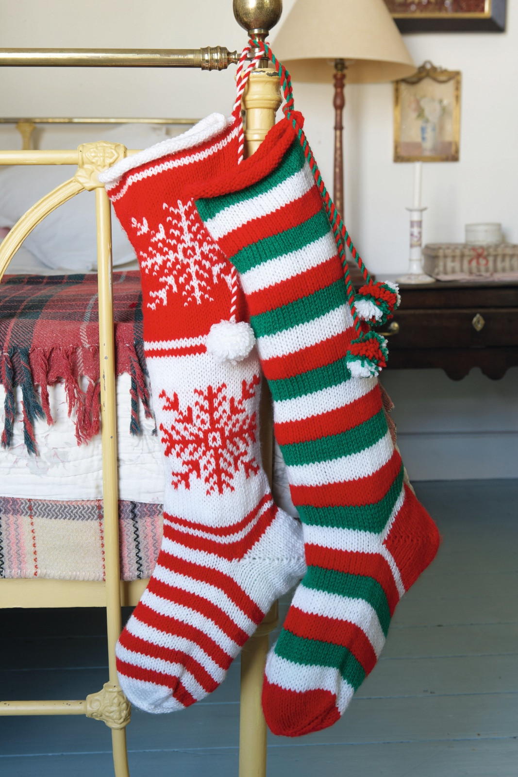 Christmas Stocking Knitting Pattern New How to Knit A Christmas Stocking Hobbycraft Blog Of Marvelous 40 Pictures Christmas Stocking Knitting Pattern