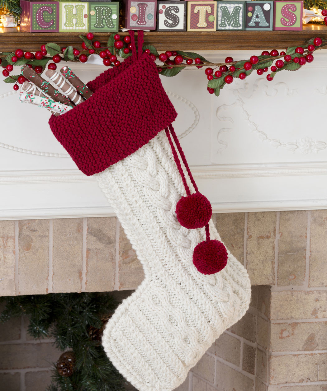 Christmas Stocking Pattern Beautiful the Knitting Needle and the Damage Done A Run Of Of Amazing 47 Ideas Christmas Stocking Pattern