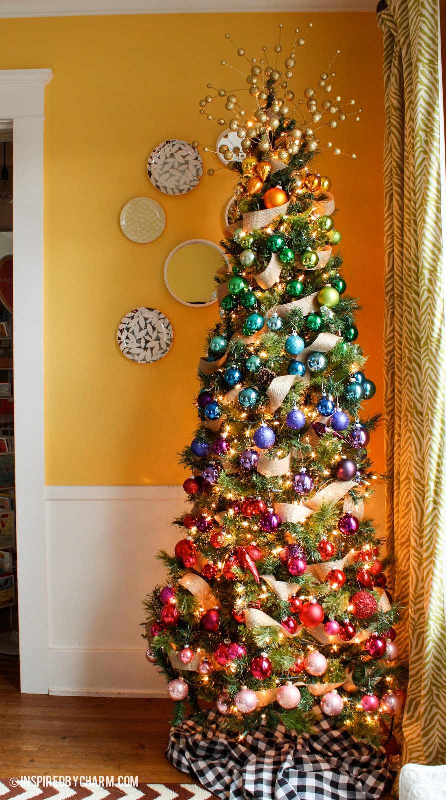 Christmas Tree Decorations Beautiful 30 Christmas Tree Ideas for An Unfor Table Holiday Of Superb 49 Pics Christmas Tree Decorations