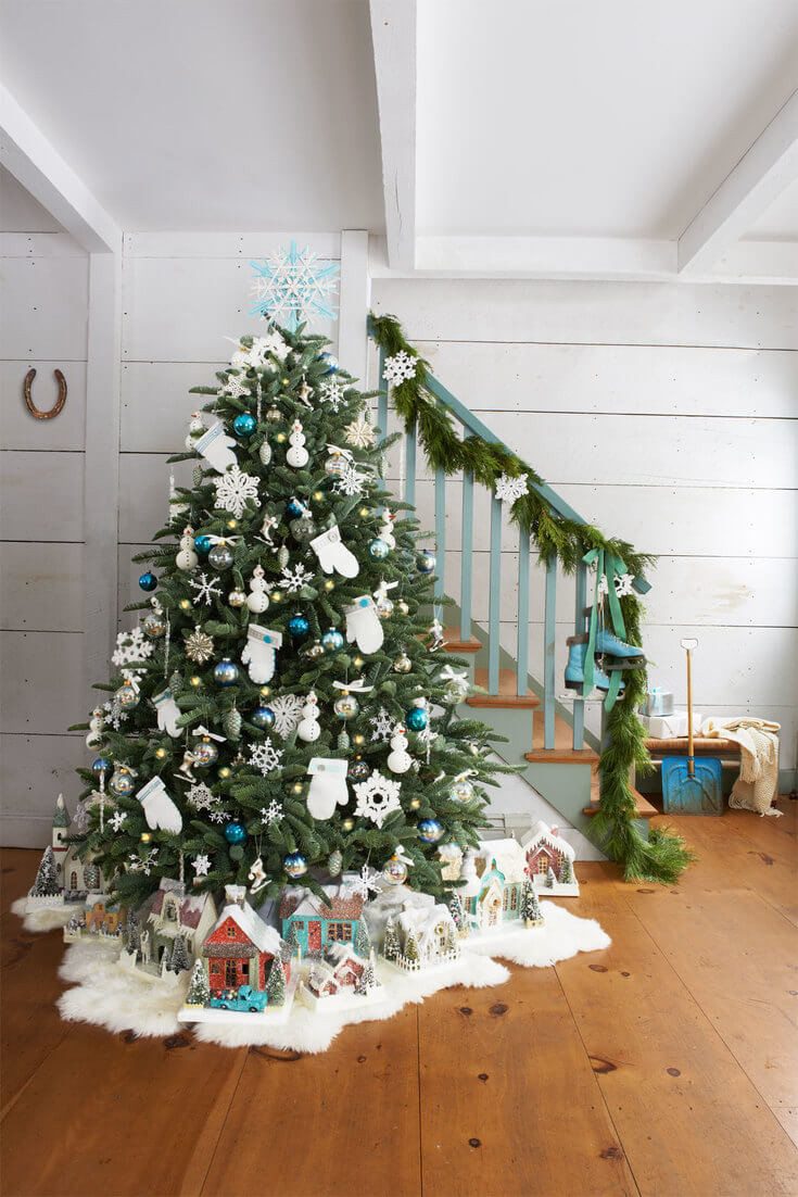 Christmas Tree Decorations Inspirational Christmas Tree Decorating Ideas for 2016 Of Superb 49 Pics Christmas Tree Decorations